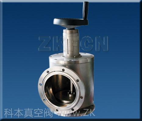 GDQ-J/S型高真空气动挡板阀