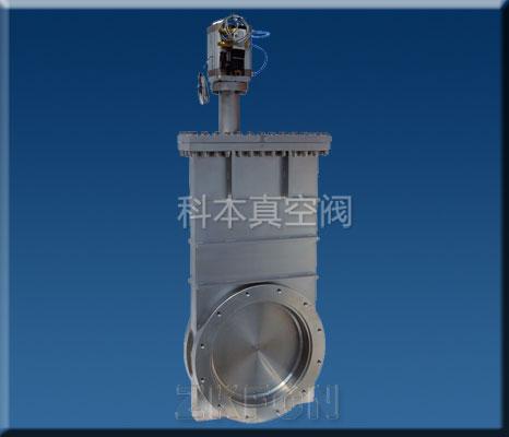 CCQ超真空气动插板阀